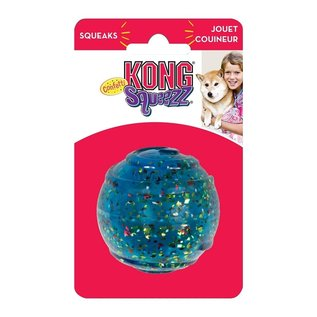 Kong - Squeezz Confetti Ball Small