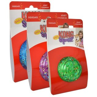 Kong - Squeezz Confetti Ball Large