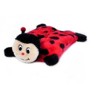 Zippy Paws Zippy Paws - Squeakie Pad Ladybug