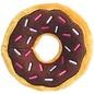 Zippy Paws Zippy Paws - Mini Donutz Chocolate