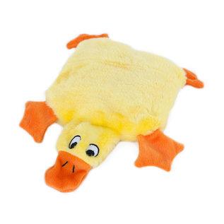 Zippy Paws Zippy Paws - Squeaky Pad Duck