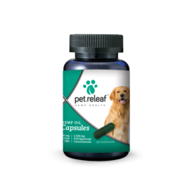 Pet Releaf Pet Releaf - Hemp Oil Capsules 30 Ct.