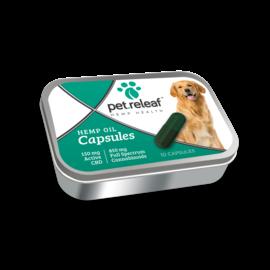 Pet Releaf Pet Releaf - Hemp Oil Capsules 10 Ct.