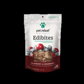 Pet Releaf Pet Releaf - Edibites Blueberry Cranberry Trial 2.25oz