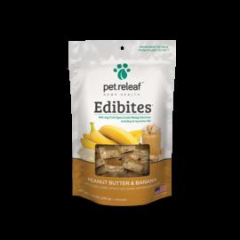Pet Releaf Pet Releaf - Edibites Peanut Butter Banana Trial 2.25oz