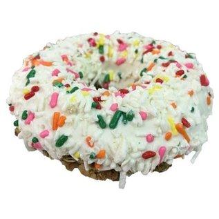 K9 Granola - Birthday Cake Donut