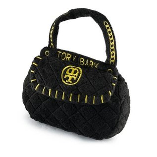 Haute Diggity Dog - Tory Bark Bag Black