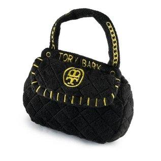 Haute Diggity Dog - Tory Bark Bag Black
