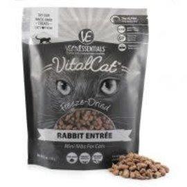 Vital Essentials Vital Essentials  - Freeze Dried Rabbit Mini Nibs Cat 12oz
