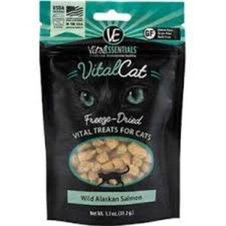 Vital Essentials Vital Essentials - Wild Alaskan Salmon Cat Treats 1.1oz