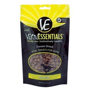 Vital Essentials Vital Essentials - Duck Nibs Treats 2oz