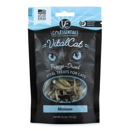Vital Essentials Vital Essentials - Minnows Cat Treats .5oz