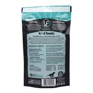 Vital Essentials Vital Essentials - Wild Alaskan Salmon Treats 2.5oz