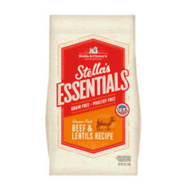 Stella and Chewy's Stella - Essentials Beef & Lentils 25#