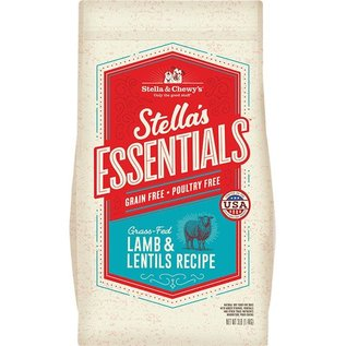 Stella and Chewy's Stella - Essentials Lamb & Lentils 25#
