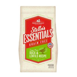 Stella and Chewy's Stella - Essentials Duck & Lentils 25#