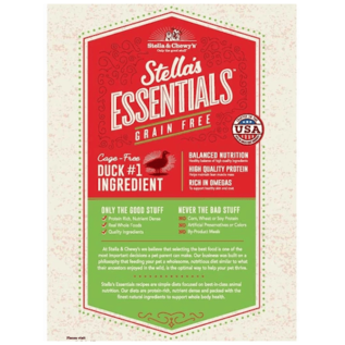 Stella and Chewy's Stella - Essentials Duck & Lentils 25#