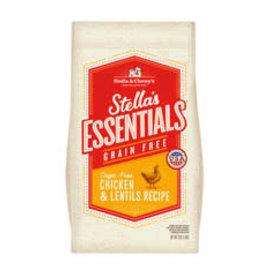 Stella and Chewy's Stella - Essentials Chicken & Lentils 3#
