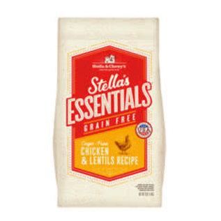 Stella and Chewy's Stella - Essentials Chicken & Lentils 25#