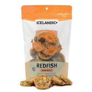 Icelandic Icelandic - Redfish Skin Rolls 3oz