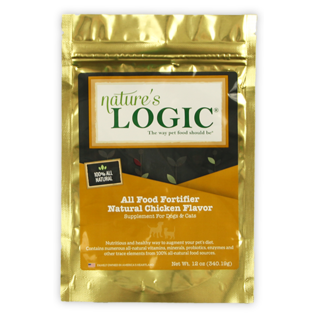 Nature's Logic Nature's Logic - All Food Fortifier Chicken 12 oz
