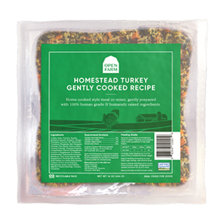 Open Farm Pet Open Farm - Turkey Gently Cooked 8oz