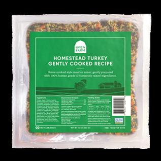 Open Farm Pet Open Farm - Turkey Gently Cooked 16oz