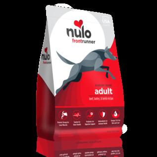 Nulo Nulo - Frontrunner Adult Beef 23#