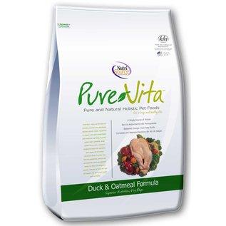Pure Vita - Duck & Oatmeal 5#