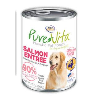 Pure Vita - Salmon Dog 13oz/case