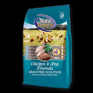 Nutrisource & Pure Via Nutrisource - GF Chicken 15#