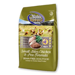 Nutrisource & Pure Via Nutrisource - Small Breed Chicken 15#