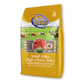 Tuffy's Nutrisource- Small Breed High Plain 5#