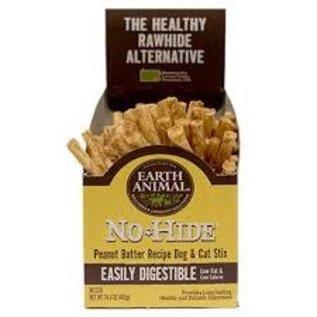 Earth Animal No Hide - Peanut Butter Stix/case