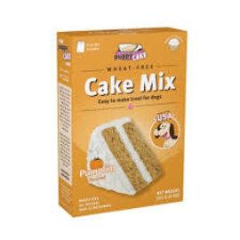puppy cake Puppy Cake - Pumpkin Cake Mix