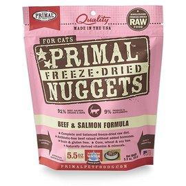 Primal Primal - Feline Freeze Dried Beef & Salmon 5.5oz