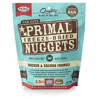 Primal Primal - Feline Freeze Dried Chicken & Salmon 5.5oz