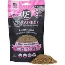 Vital Essentials Vital Essentials - Chicken Toppers 6oz