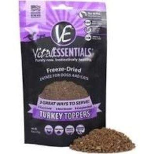 Vital Essentials Vital Essentials - Turkey Toppers 6oz