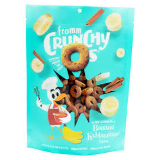 Fromm Family Foods Fromm - Crunchy Os Banana Kablammas 6oz