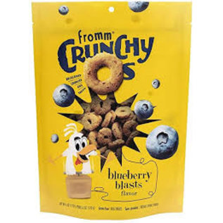 Fromm Family Foods Fromm - Crunchy Os Blueberry 6oz