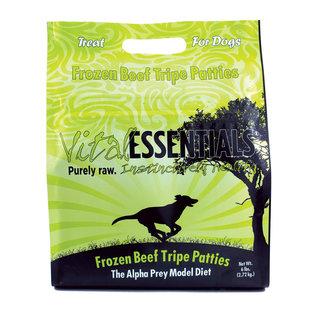 Vital Essentials Vital Essentials - Beef Tripe Patties 6#