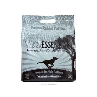 Vital Essentials Vital Essentials - Rabbit Patties 6#