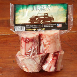 """Tucker's Tucker's - Beef Bones 2"""" 4pk"""
