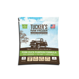 Tucker's Tucker's - Pork, Duck & Pumpkin 3#