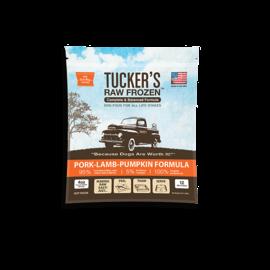 Tucker's Tucker's - Pork, Lamb & Pumpkin 6#