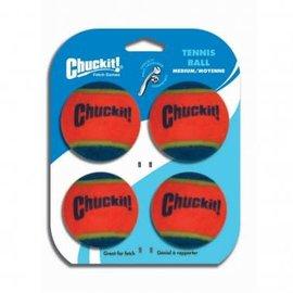 Chuckit! Chuckit! - Tennis Balls Medium 4 Pack