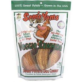 Front Porch Pets Front Porch Pets - Sam's Yams Veggie Rawhide 14oz