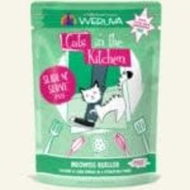 Weruva Weruva - Slide n Serve Meowiss Bueller 3oz/case