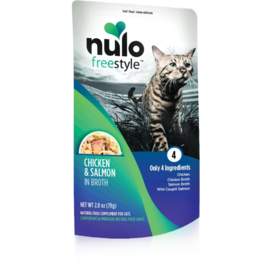 Nulo Nulo - Chicken & Salmon Cat 2.8oz